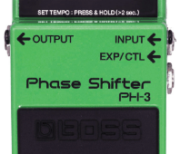Boss PH-3 phaser para guitarra