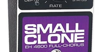 Electro Harmonix Small Clone - Pedal de chorus