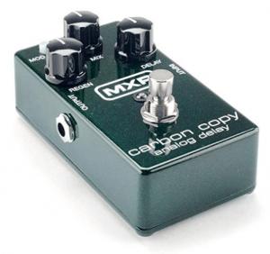 MXR M169 Carbon Copy Analog Delay para guitarra