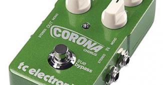 TC Electronic CORONA CHORUS para guitarra