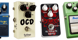mejores overdrive