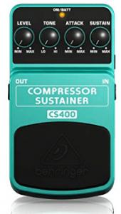 Behringer Compressor_Sustainer CS400