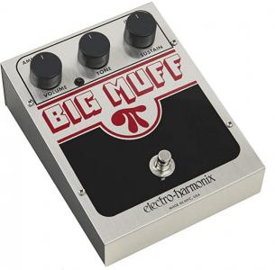 Big Muff Pi - Pedal de distorsión