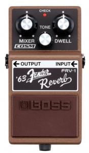 Boss FRV-1 Fender Reverb '63