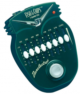 Danelectro DJ 14 Fish and chips