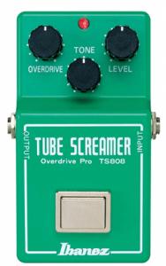 Ibanez TS808 Tube Screamer overdrive