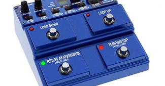 JamMan Stereo Looper