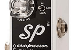 Xotic SP - Compresor para guitarra