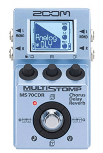 Zoom MS-70CDR MultiStomp