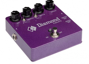Diamond Guitarra Pedal Vibrato