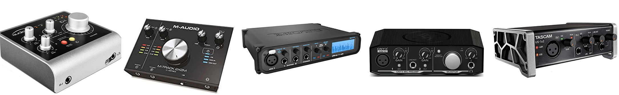 mejores-interfaces-audio