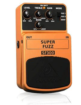 Behringer SF300 fuzz