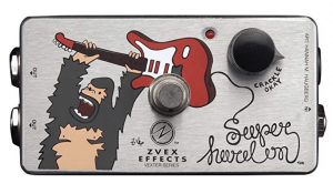 ZVex Super Hard On Vexter Series Boost Pedal