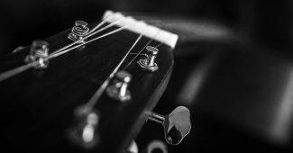 cuerdas para guitarra acústica