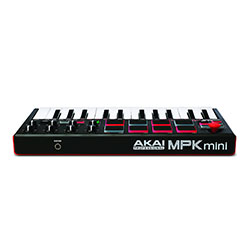 Akai-MPK-Mini-MKII-Features