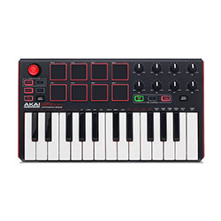 Akai-MPK-Mini-MKII-Design